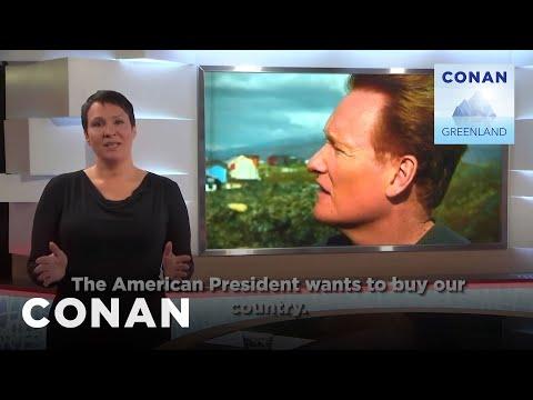 Conan v Grónsku #3: Místní média - CONAN