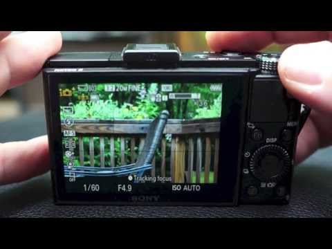Sony RX100 II Review and Sample Video