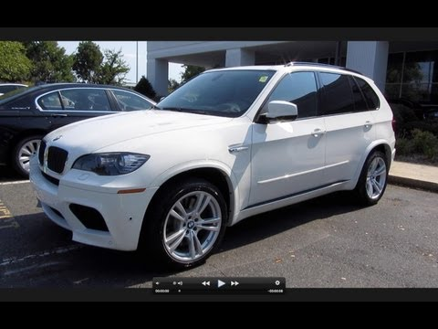 2012 BMW X5 M In-Depth Review