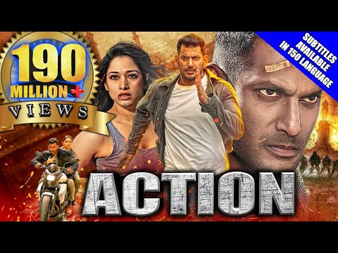 Download Action (2020) New Released Hindi Dubbed Full Movie | Vishal, Tamannaah, Aishwarya Lekshmi, Yogi Babu HD Mp4 3GP Video and MP3