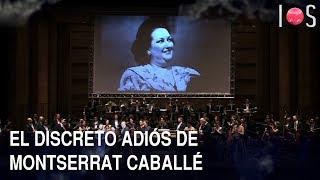 El discreto adiós de Montserrat Caballé | Informe Semanal