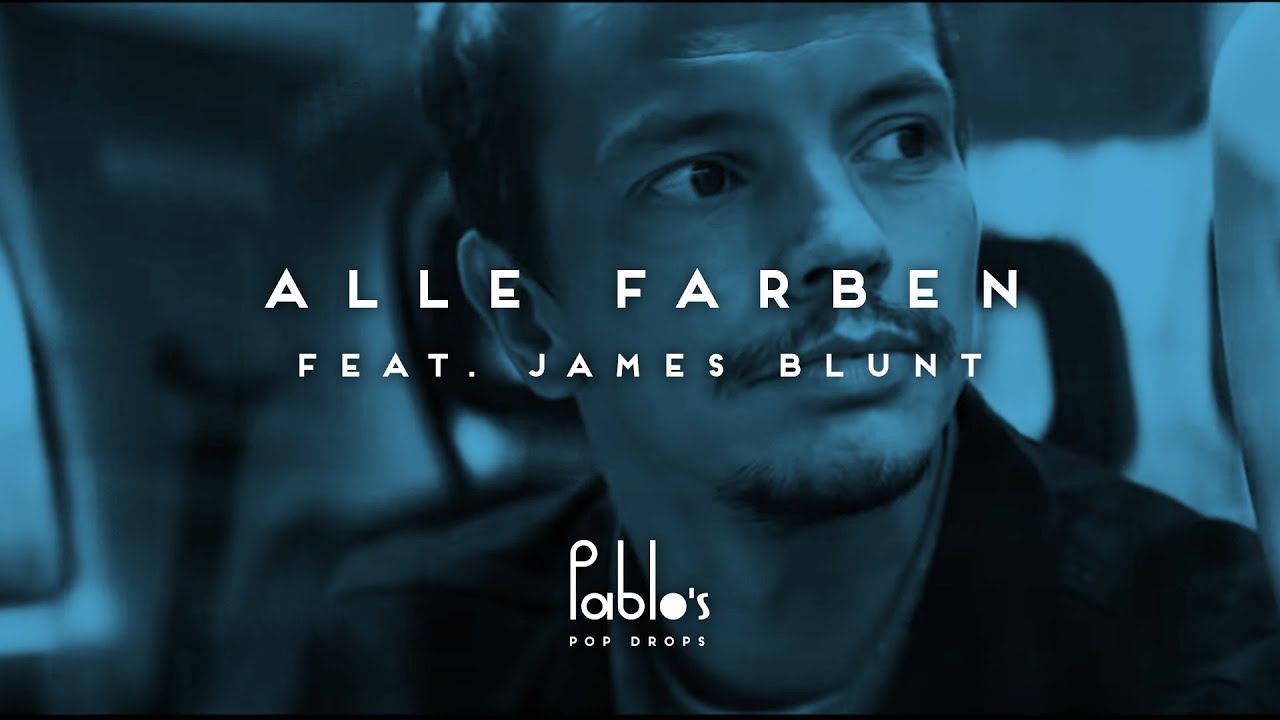 Alle Farben feat. James Blunt – Walk Away