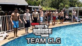 CLG HyperX Gaming House Tour