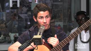 Jonas Brothers Debut 'Pom Poms' PART 2 | Interview | On Air with Ryan Seacrest