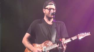 Chris August - I Believe - Only Name Tour NY 2013