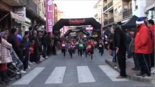 preview picture of video '8ª Carrera del Mazapán 2011 - Benjamines, Chupetines y Podio'
