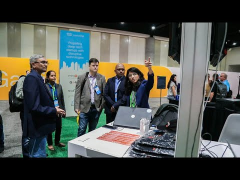 Global Platform for Cisco LaunchPad Startups at CLUS19