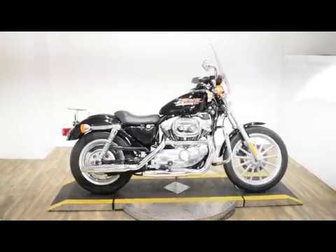 2000 Harley-Davidson XLH Sportster® 883 in Wauconda, Illinois - Video 1