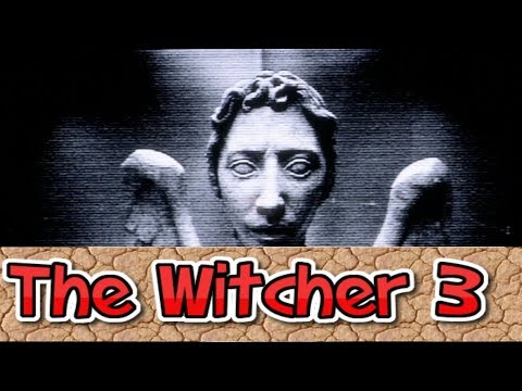 WEEPING ANGELS In The Witcher 3: Wild Hunt