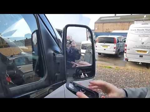 Bus Mirror Repair