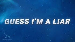 Sofia Carson - Guess I'm a Liar (Lyrics)