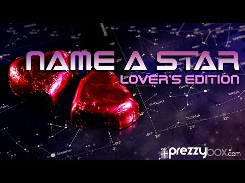 Name A Star - Lovers Edition