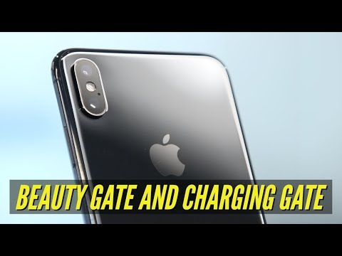 iPhone XS Max Charging gate and Beauty gate Issue