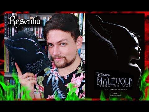 Resenha MALÉVOLA: DONA DO MAL - O Livro do Filme (Universo dos Livros)