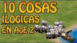 Momentos Ilógicos en Age of Empires 2