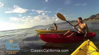 Go Pro Kayaking Pismo Beach