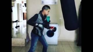 الملاكم الصاعد حميدو عواد :) (HAMEDO AWWAD)