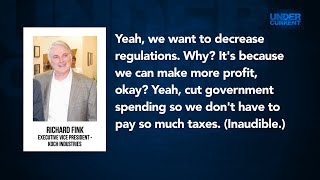 Koch Grand Strategist Lays Out Political Vision (FULL)