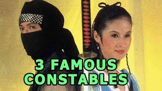 Wu Tang Collection - 3 Famous Constables