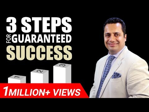 0 3 Steps To Success