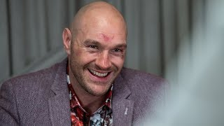 Tyson Fury full one-on-one interview   The morning after the night before