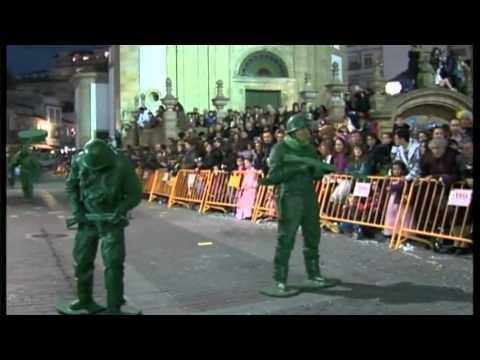 Carnaval Pontevedra Desfile 2012    Brilat perpetuidad  grupo Vamos a todo 3º Premio