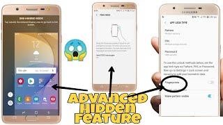 Samsung Galaxy J7 Prime Top Hidden Features after Oreo