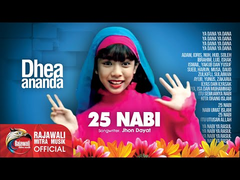 Dhea Ananda - 25 Nabi [OFFICIAL]