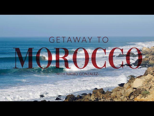 Natxo González en Marruecos