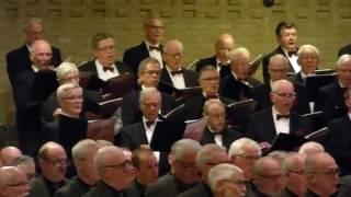 The exodus song - Dierens Mannenkoor en Ettens Mannenkoor