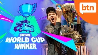 Fortnite World Cup Winner - Today's Biggest News