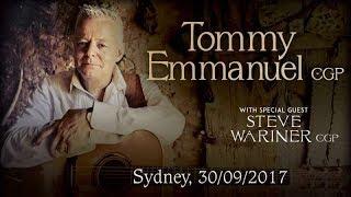 Steve Wariner - Let My Guitar Do the Talking / Live @ Opera House, Sydney, 30/09/2017