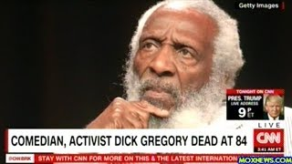 Dick Gregory Dies At 84