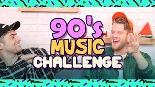 90's Music Challenge