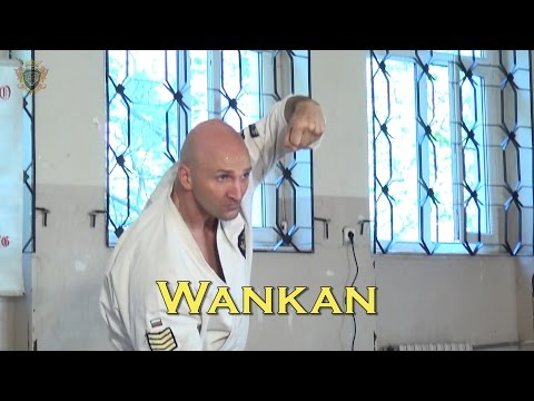 Wankan Kata - Karate Shotokan - by Sensei Falcon