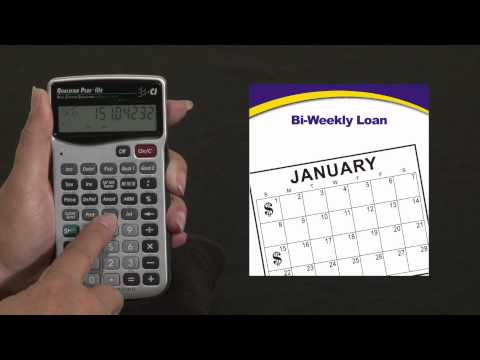 Qualifier Plus IIIfx - Biweekly Loan Savings