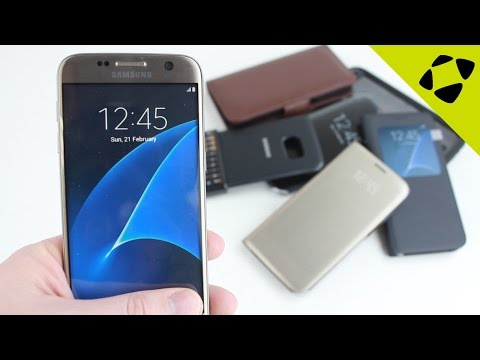 Top 5 Samsung Galaxy S7 Cases & Covers