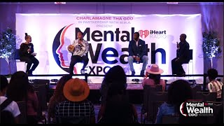 Racial Trauma & Mental Health Panel with Shanti Das, Andrea Brown, David Johns + Doug Reed