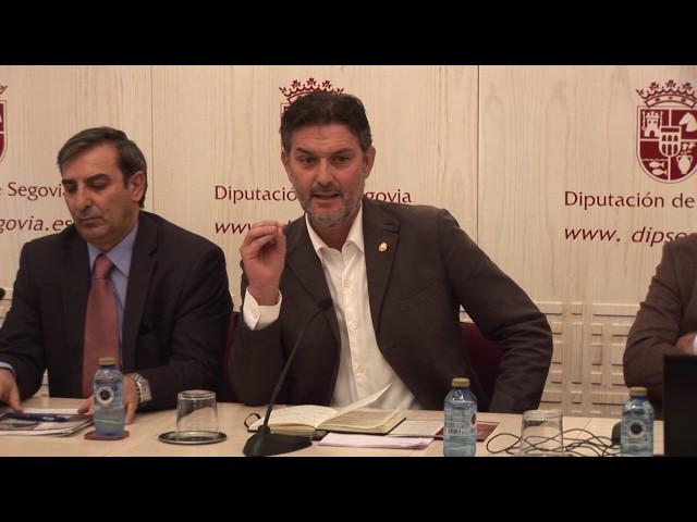 DIPUTACIONES PROVINCIALES A DEBATE- DíA 1