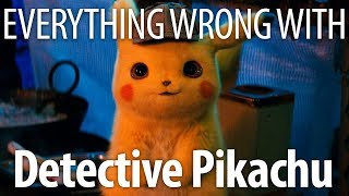 Everything Wrong With Pokémon Detective Pikachu
