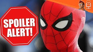 Spider-Man's Identity MAJOR SPOILER Revealed I Spider-Man Far From Home