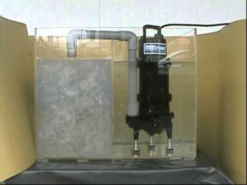Bomba HCP Serie GF - Trituradora