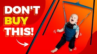 Jolly Jumper Baby/ Baby Jumpers: Don't Let Your Baby Use This!