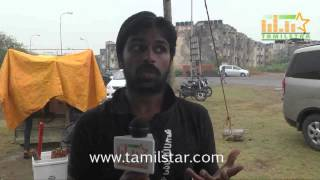 Bharath at Papparappaam Team at Clean India