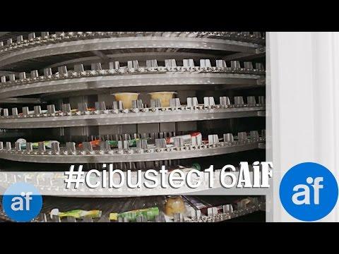 Cibustec, новости пищевой промышленности 2016