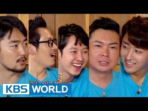 Happy Together - Son Hojun, Lim Wonhui, Yu Byeongjae & more! (2015.07.16)