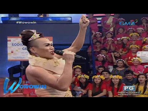 Video Wowowin: Panget with benefits by Super Tekla
