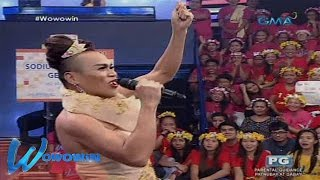 Wowowin: Panget with benefits by Super Tekla