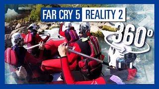 Far Cry 5 el Reality 2: EPISODIO 2 EN 360º - DENTRO DE LA BALSA