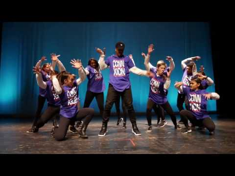 THE ONE 2017 Urban Dance Showcase